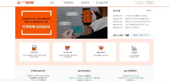 자원봉사·재능기부로 적립… 노원구 지역화폐 'NW'나온다
